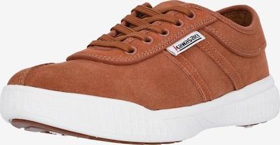 KAWASAKI Sneaker 'Suede' in karamell, Produktansicht