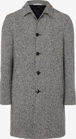 Manteau mi-saison 'Crisp' Baldessarini en noir