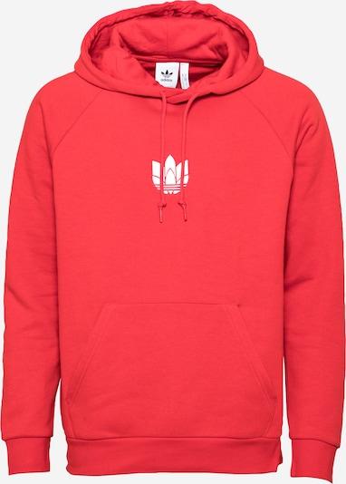 ADIDAS ORIGINALS Sweatshirt i röd / vit, Produktvy