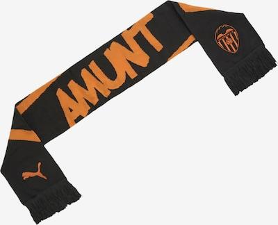 PUMA Écharpe de sport 'Valencia CF' en orange foncé / noir, Vue avec produit
