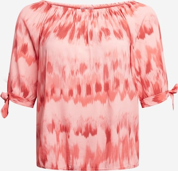 Z-One Shirt 'Lotty' in Pink