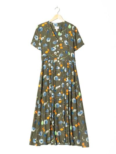 AUST Kleid in M in oliv, Produktansicht