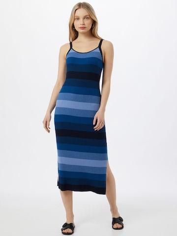 Banana Republic Kootud kleit, värv sinine