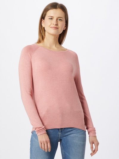 Hailys Jersey 'Marin' en rosé, Vista del modelo
