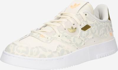 Sneaker bassa 'SUPERCOURT' ADIDAS ORIGINALS di colore nudo / grigio chiaro / bianco naturale, Visualizzazione prodotti