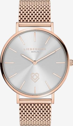 Liebeskind Berlin Uhr in rosegold, Produktansicht
