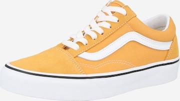 VANS Σνίκερ χαμηλό 'Old Skool' σε κίτρινο