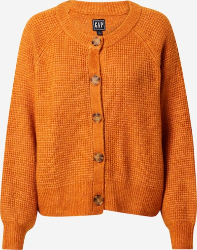 GAP Strickjacke 'AIRY' in orange, Produktansicht
