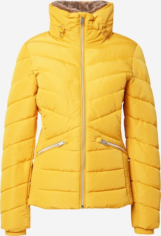 TOM TAILOR Jacke in Yellow