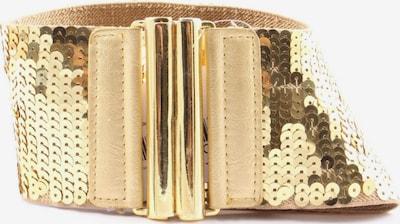 Best Emilie Taillengürtel in XS-XL in gold / wollweiß, Produktansicht