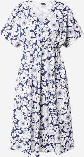 Gina Tricot Robe 'Madison' en bleu / blanc, Vue avec produit