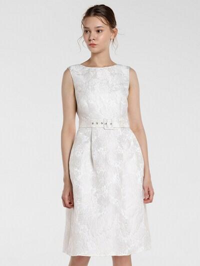 APART Hochzeitzskleid in weiß, Modelansicht