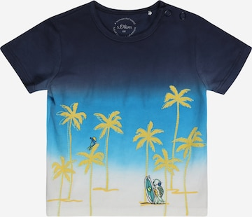 Maglietta di s.Oliver in blu