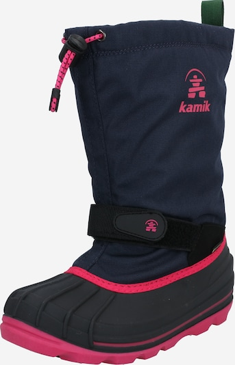Kamik Boots 'WATERBUG8G' in blue, Item view