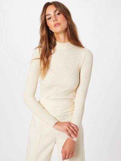 Pullover 'Crista' PIECES di colore crema, Visualizzazione modelli