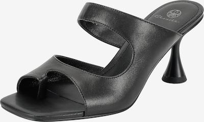 Ekonika Sandalen in schwarz, Produktansicht