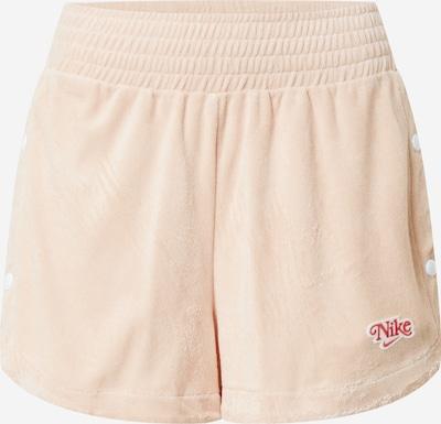 NIKE Shorts in beige, Produktansicht