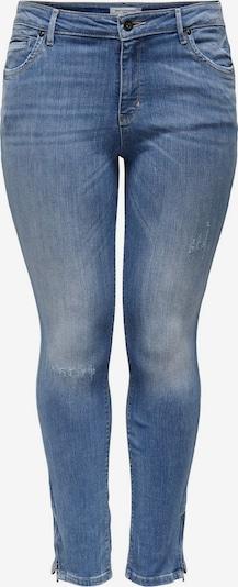ONLY Carmakoma Jeans 'Carla' in de kleur Blauw denim, Productweergave