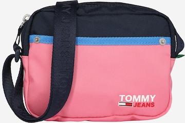 Tommy Jeans Taška cez rameno 'Campus' - ružová