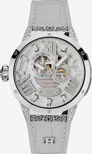HAEMMER Uhr in weiß, Produktansicht