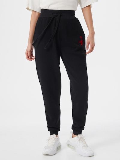 VIERVIER Kalhoty 'Kaja' - černá, Model/ka