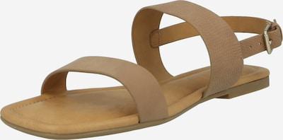 Sandale cu baretă 'KESIA' CALL IT SPRING pe bej deschis, Vizualizare produs