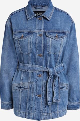 SET Between-Season Jacket in Blue