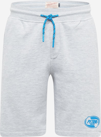 Petrol Industries Pantalon en bleu / gris, Vue avec produit
