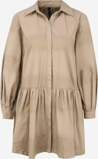 Y.A.S Petite Vestido camisero 'SCORPIO' en camelo, Vista del producto