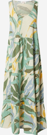 s.Oliver Φόρεμα σε μπεζ / γαλάζιο / χακί / γαλαζοπράσινο / πορτοκαλί, Άποψη προϊόντος