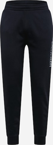 Pantalon de sport Calvin Klein Performance en noir