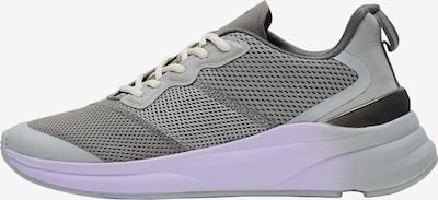 Hummel Baskets basses en gris / gris clair, Vue avec produit