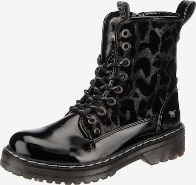 MUSTANG Stiefel in schwarz, Produktansicht