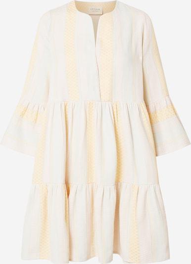 Cecilie Copenhagen Vestido 'Eliza' en amarillo / amarillo claro / verde claro, Vista del producto