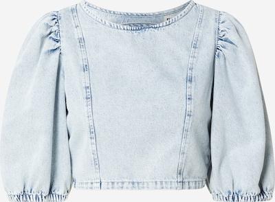 Gina Tricot Μπλούζα σε μπλε ντένιμ, Άποψη προϊόντος