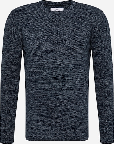 Pullover Kronstadt di colore navy, Visualizzazione prodotti