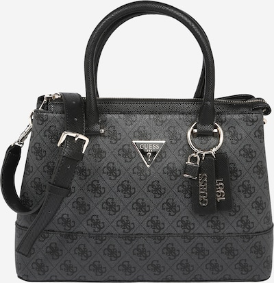 GUESS Handbag 'CORDELIA' in Gold / Dark grey / Black, Item view