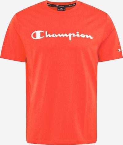 Champion Authentic Athletic Apparel Tričko - oranžovo červená / biela, Produkt