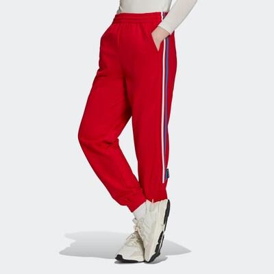 ADIDAS ORIGINALS Jogginghose 'Adicolor' in rot, Modelansicht