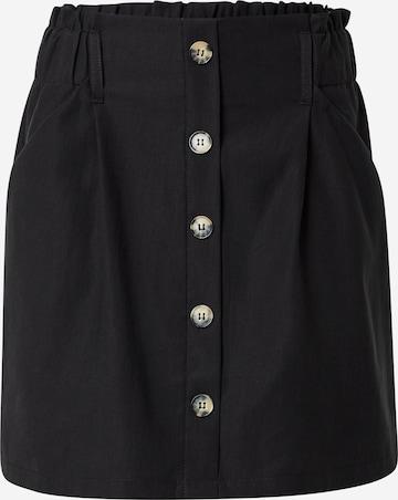 NAF NAF Skirt 'Aurore' in Black