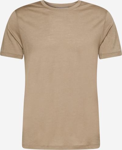Icebreaker Koszulka funkcyjna w kolorze jasnobrązowym, Podgląd produktu