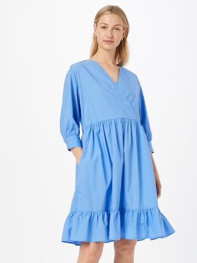 Marc O'Polo DENIM Kleid in hellblau, Modelansicht
