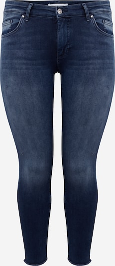 ONLY Carmakoma Jeans 'Willy' in de kleur Donkerblauw, Productweergave