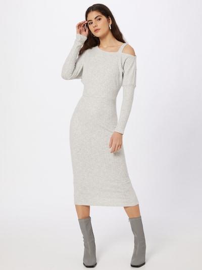 River Island Úpletové šaty 'Cosy' - šedá, Model/ka