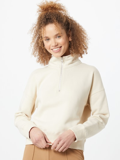 ABOUT YOU Sweatshirt 'Rana' in cream, View model