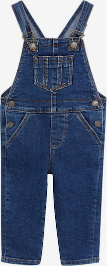 MANGO KIDS Latzhose 'Lucas' in blue denim, Produktansicht