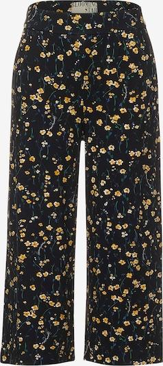 STREET ONE Klasiskas bikses, krāsa - karaliski zils / zeltaini dzeltens / zaļš / melns / balts, Preces skats