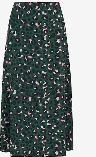 Sugarhill Brighton Rock 'Adelia' in smaragd / pink / schwarz / weiß, Produktansicht