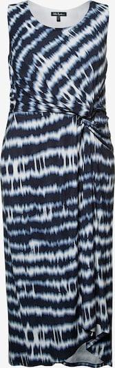 Ulla Popken Kleid in marine / mischfarben, Produktansicht