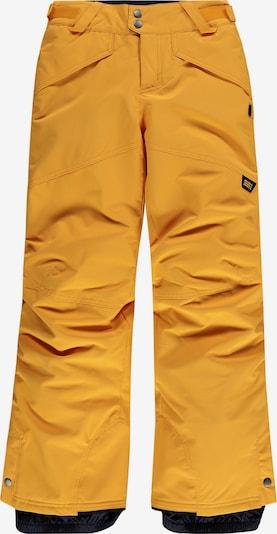 O'NEILL Snowboardhose 'Anvil' in goldgelb, Produktansicht
